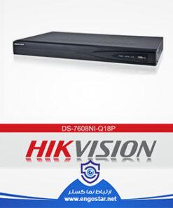 دستگاه دی وی آر هایک ویژن DS-7104NI-Q1/M 4CH