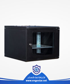 رک دیواری 9 یونیت عمق 60 HPI 0960