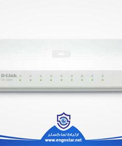 سوییچ 5 پورت 10/100 دی-لینک مدل DES-1005A