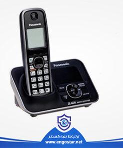گوشی تلفن بیسیم پاناسونیک KX-TG3721