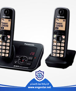 گوشی تلفن بیسیم پاناسونیک KX-TG3722BX